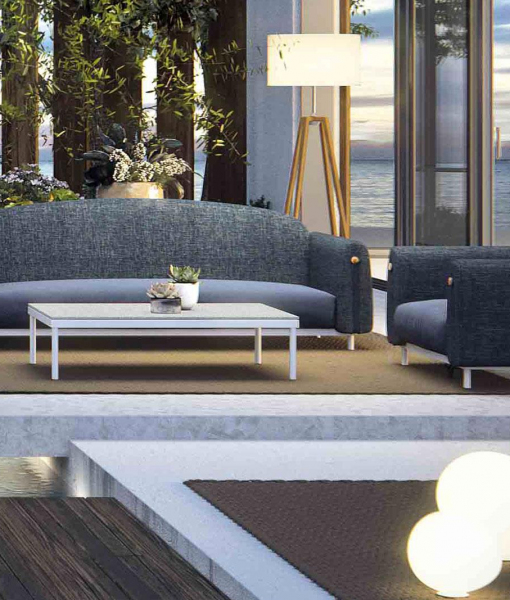 Bohemien garden furniture set.