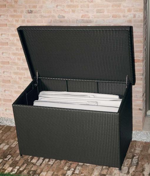 Box contenitore da giardino.
