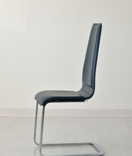 Lilo chair with cantilever structure