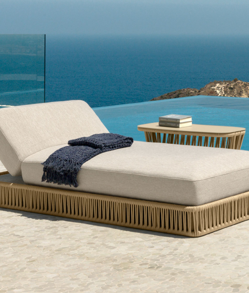 Reef-chaise-longue
