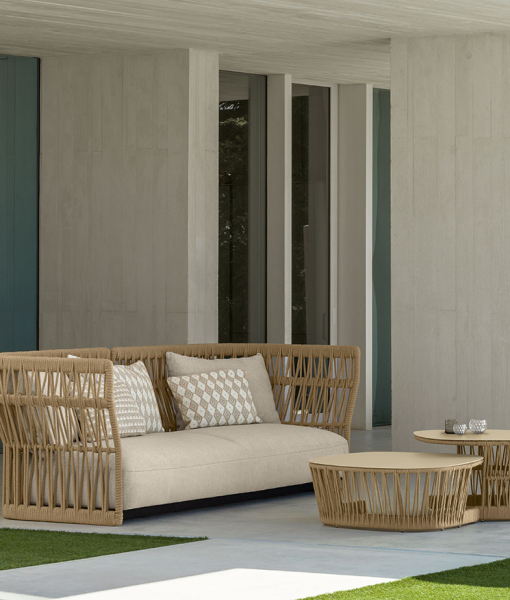 Reef outdoor sofa