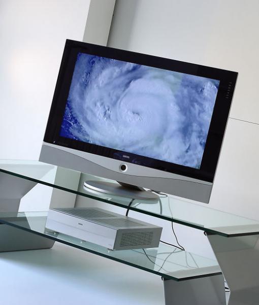 porta TV Tornado Paolo Benevelli