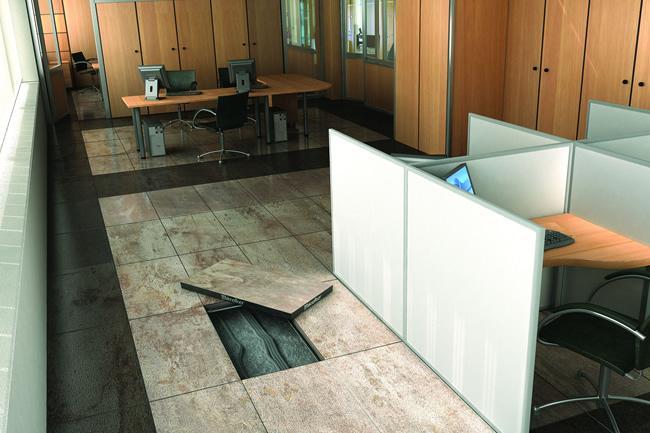 pavimenti galleggianti Prismac