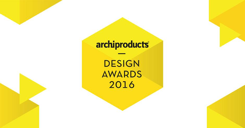 Archiproducts Design Award 2016 logo