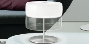 lampada da tavolo Bisquit
