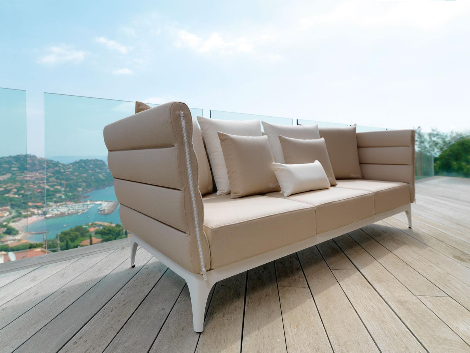 Bold salotto da esterno - Italy Dream Design