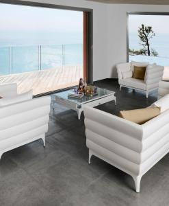 salotto divano poltrona tavolino outdoor esterno piscina giardino terrazza hotel yacht arredamento casa moderno on line alberghi bianco contemporaneo design
