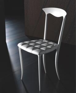 arredamento casa / ufficio on line moderno di lusso 2015 sedia bianca prezzo design made in italy contemporaneo alluminio