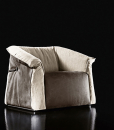 Charlotte Two-tone Armchair