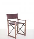 Chaise registe pliante en cuir. Achetez en ligne nos chaises design made in italy.