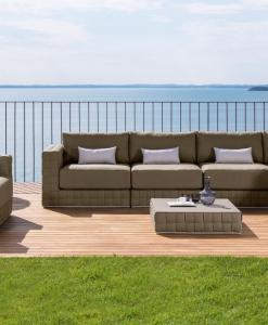 salotto moderno foto immagini esterno outdoor giardino piscina terrazza balcone yacht bar lounge arredamento design d'interni di lusso moderno contemporaneo
