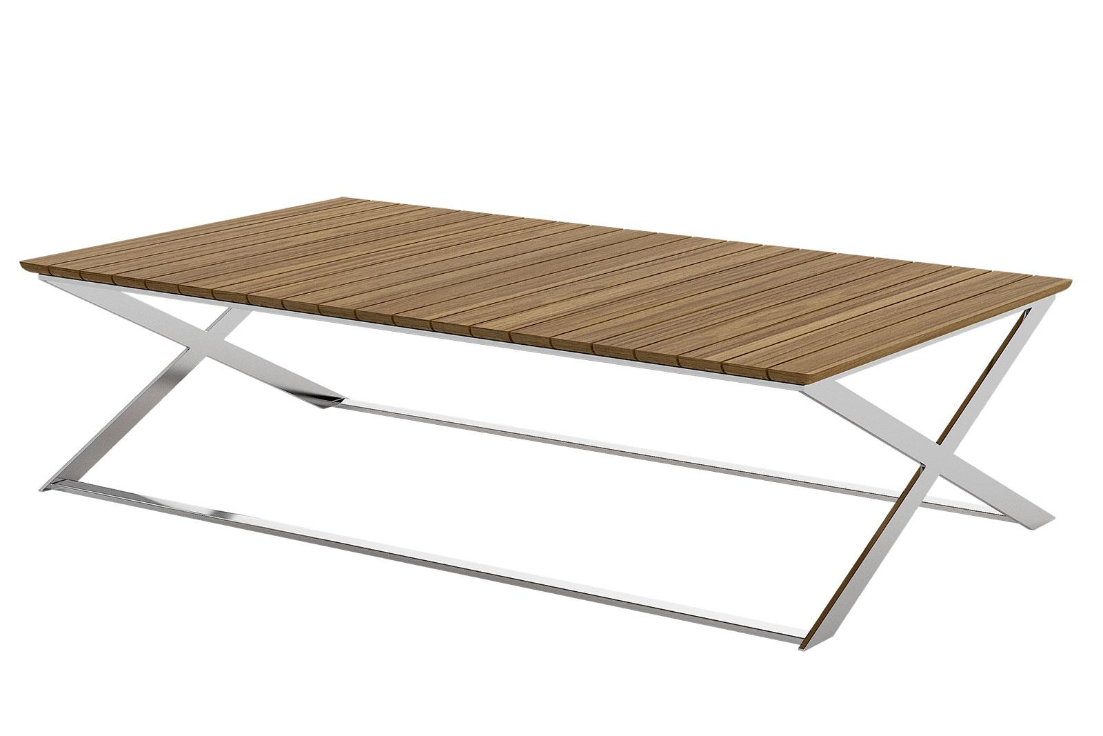 Table Basse De Jardin En Teck Vente En Ligne Italy Dream Design