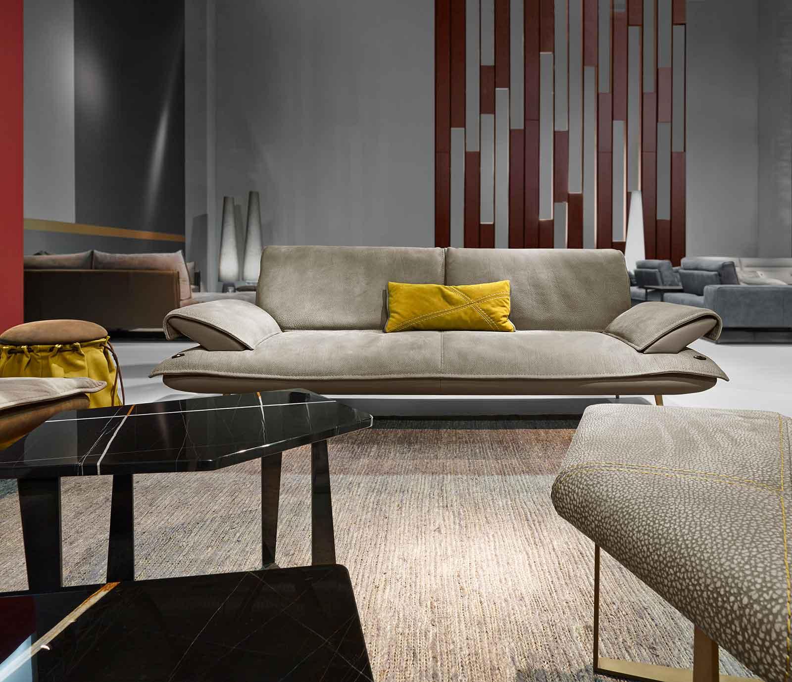 Escape Leather Sofa Onlne Italy