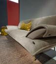 Escape leather sofa