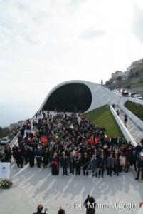 Ravello Auditorium Oscar Niemeyer