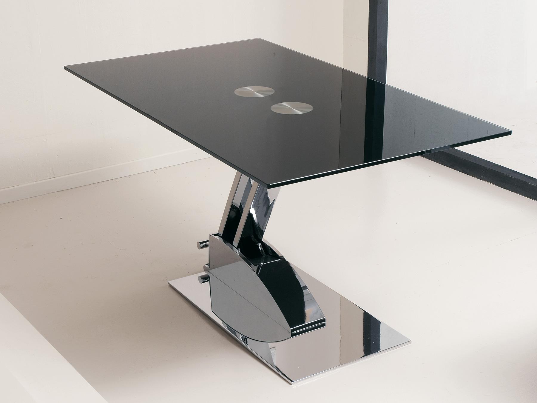 Tavolino Trasformabile In Tavolo Da Pranzo.Game Tavolino Trasformabile Italy Dream Design