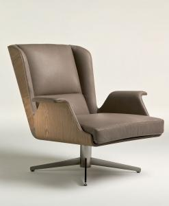 Swivel Home and Office Armchair