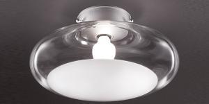 Gill lampada plafoniera Roberto Pamio