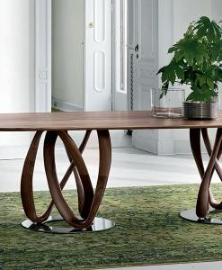 solid wood dining table, dining-table furniture shops choice design homestore house italia manufacturers quality websites table walnut italian living room metal modern online
