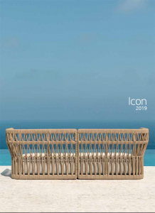 Icon 2019 outdoor furniture Italy Dream Design