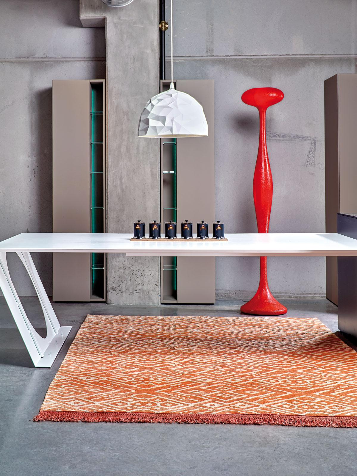 Carpet Rectangular Silk Orange Fuchsia Prices Yacht Furniture Store Design  Made In Italy Manufacturer Online Shop