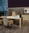 Matteo Nunziati's Kefa office furniture will furnish the most prestigious offices with its modern and luxurious style. Free delivery.