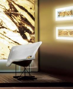 modern Italian wall light made in italy applique design lamp white glass online shop luxury quality