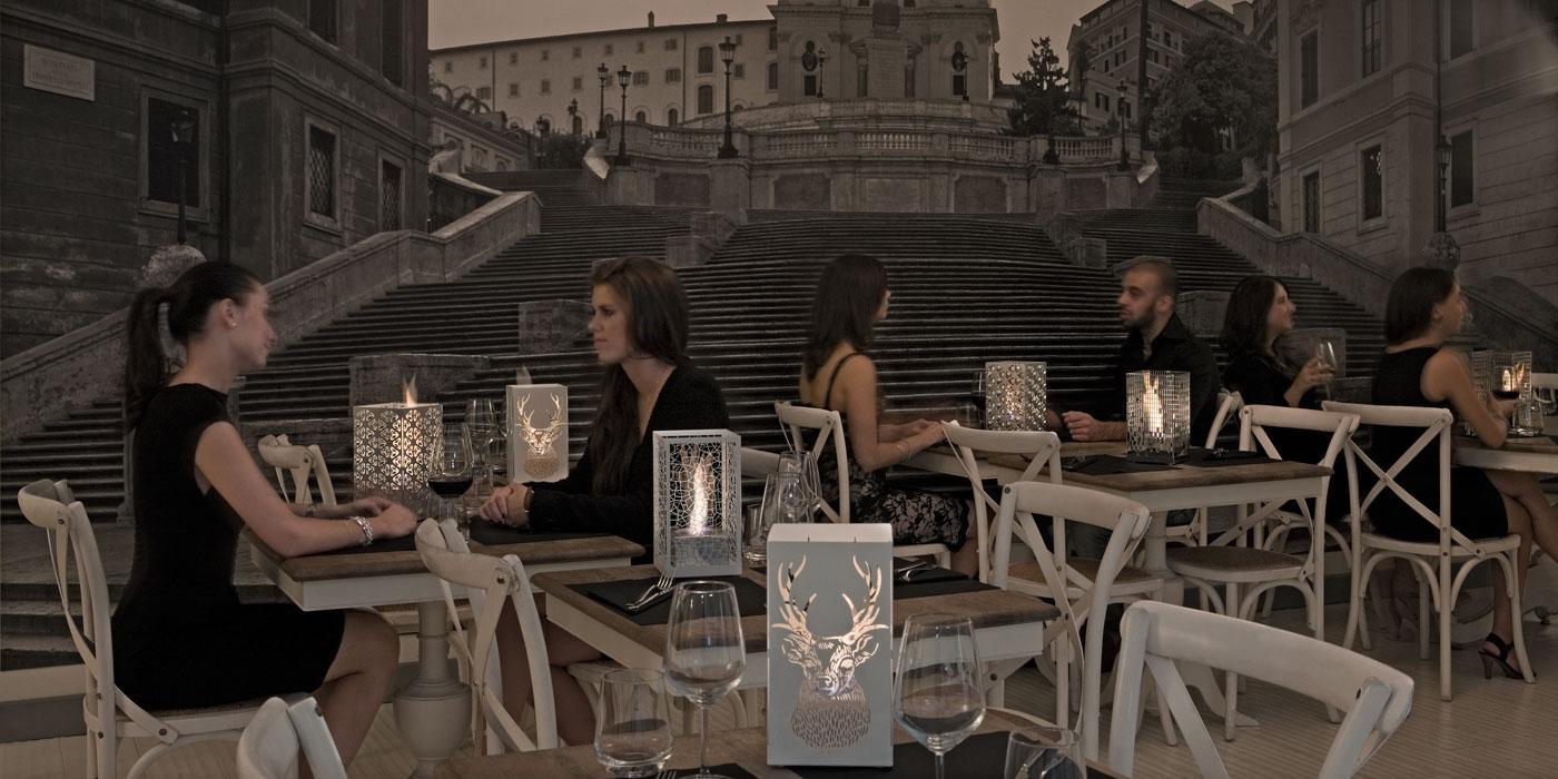lanterna joe velluto s bio ethanol tabletop fireplace shop online italy dream design. Black Bedroom Furniture Sets. Home Design Ideas