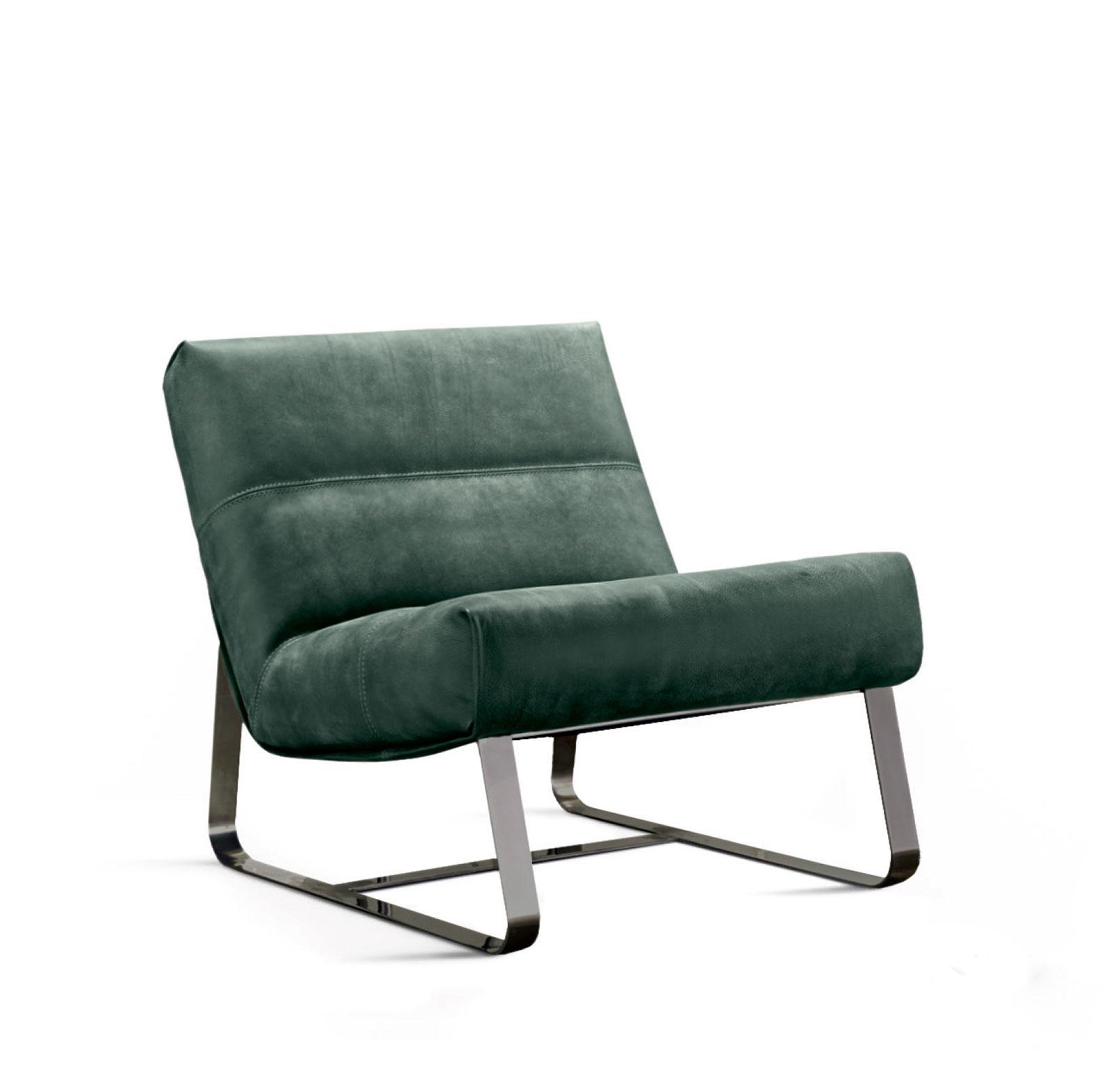 Fauteuil relax en cuir. Vente en ligne de fauteuils et ameublement haut de gamme made in italy avec livraison gratuite. Achetez nos meubles design.