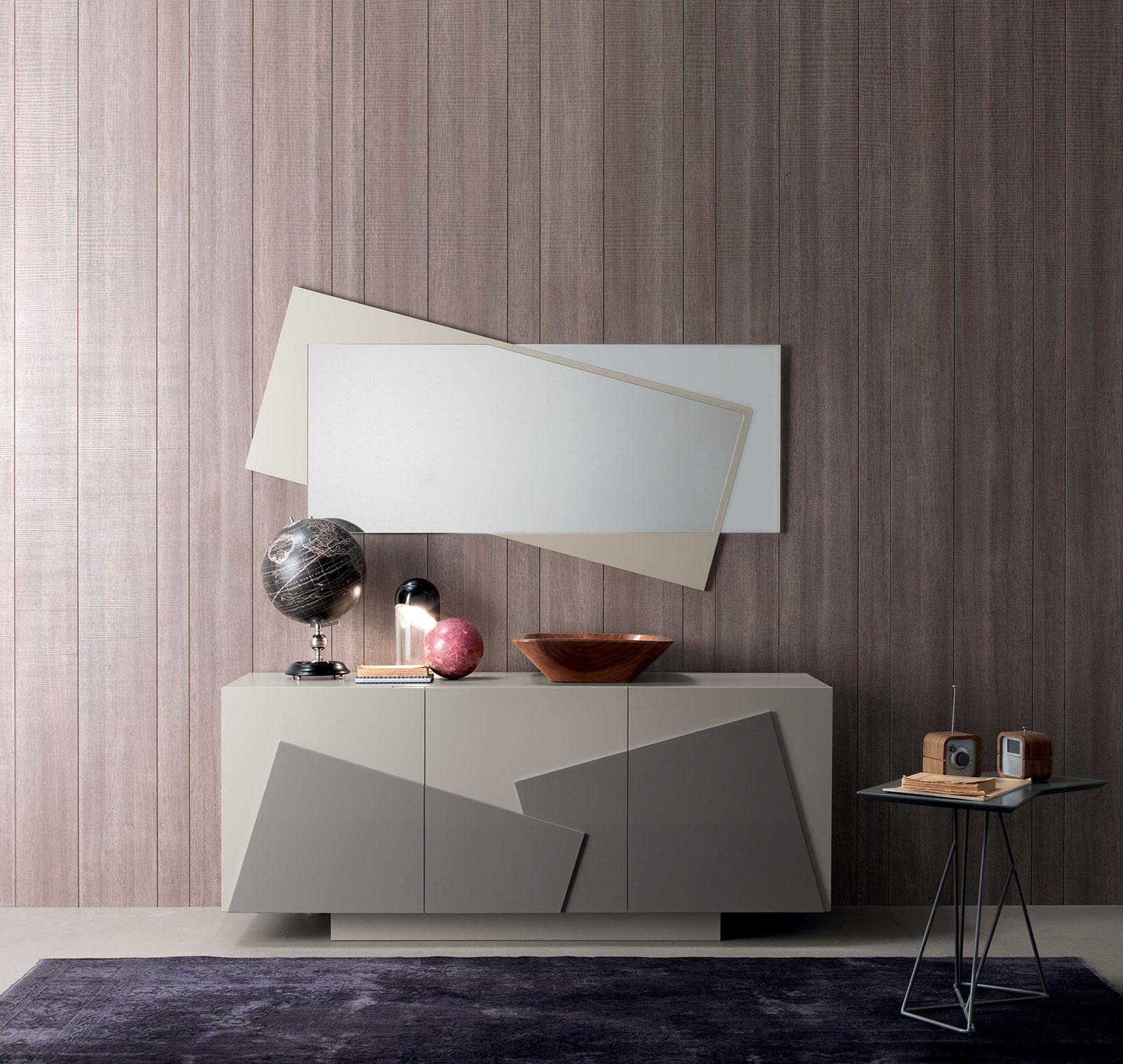Print Meuble Bas 3 Portes Idd # Meuble Bas Design