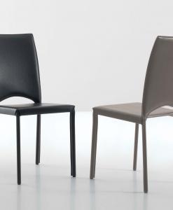 chaise blanche de cuisine grise originale taupe visiteur noyer ameublement design haut de gamme design d''intérieur en ligne