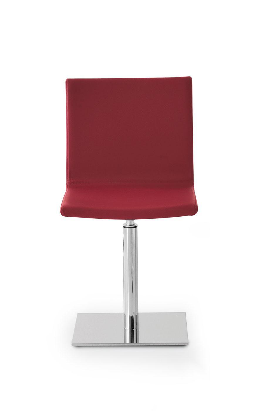 Malena sedia con base quadrata - Italy Dream Design