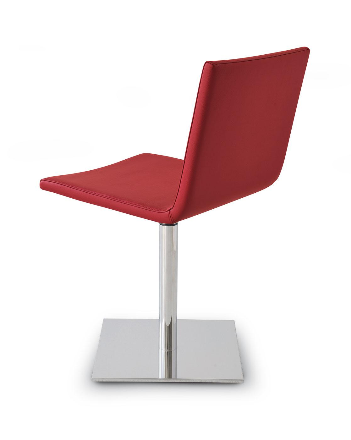 Chaise de cuisine rouge tabouret de cuisine rouge assise for Chaise en liquidation