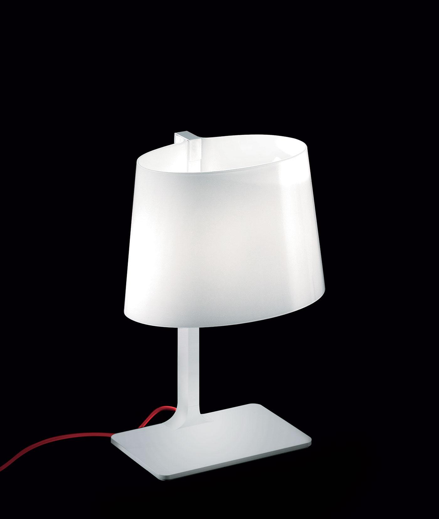 Marlowe luxury white hand blown glass table lamp shop online luxury glass table lamp murano glass white design post dimmer post made in italy light online aloadofball Image collections