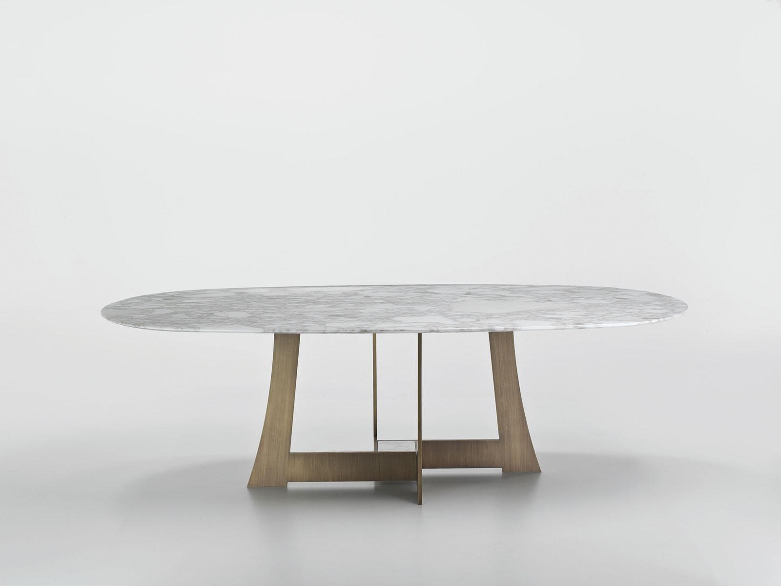 Mia tavolo da pranzo ovale