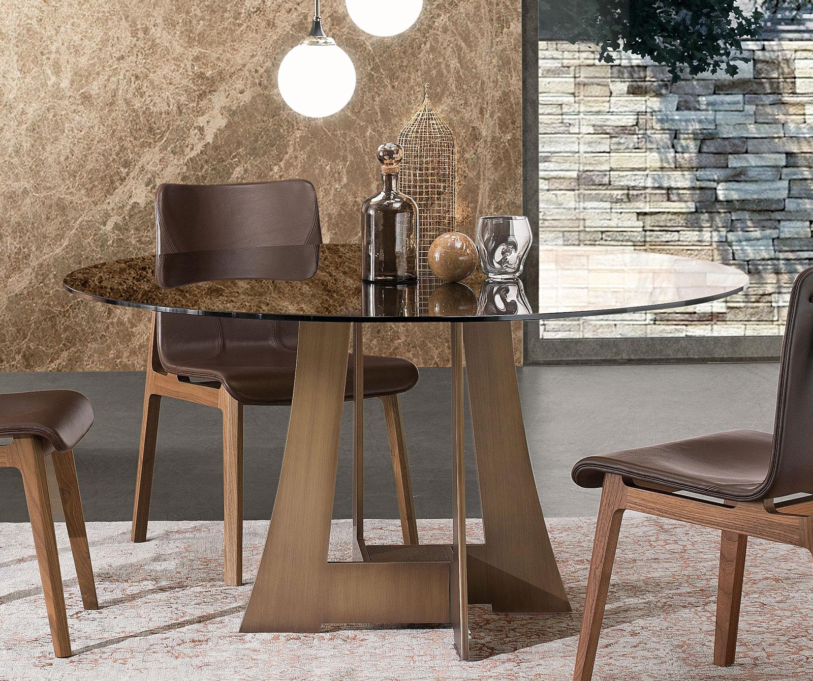 Mia tavolo da pranzo rotondo italy dream design for Offerte tavoli da pranzo