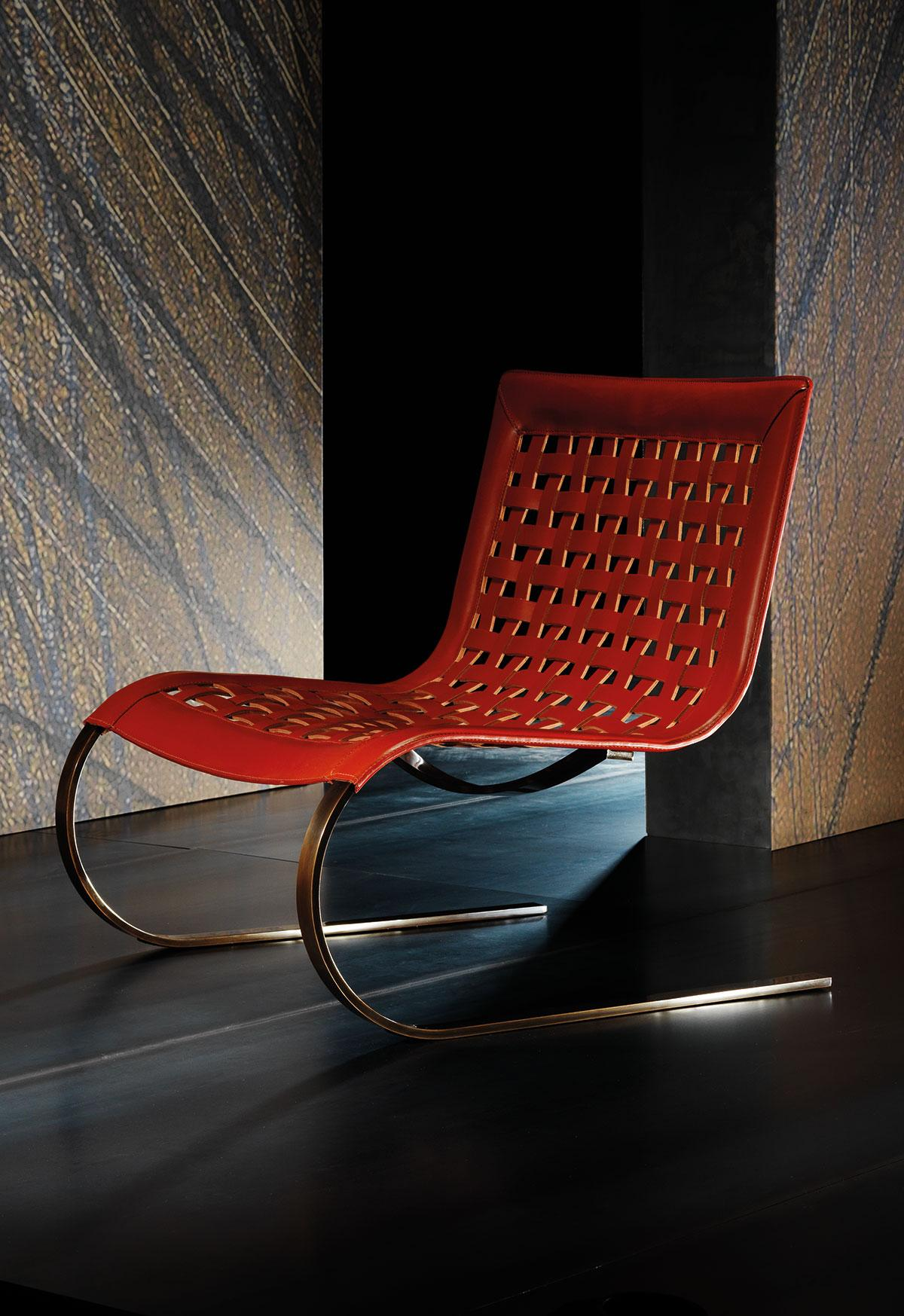 O 39 mies poltrona lounge italy dream design for Poltrona mies