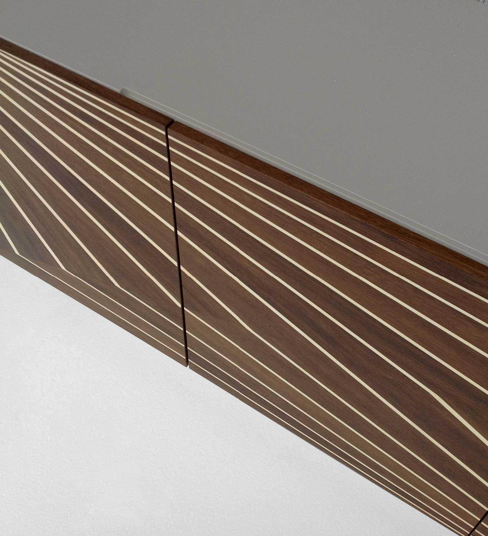 Ottica madia in legno   italy dream design