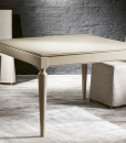 Original and beautiful, Plurimo by Hanno Giesler is a square convertible two-tone table realized 100% in Italy. Online shopping. Free home delivery.