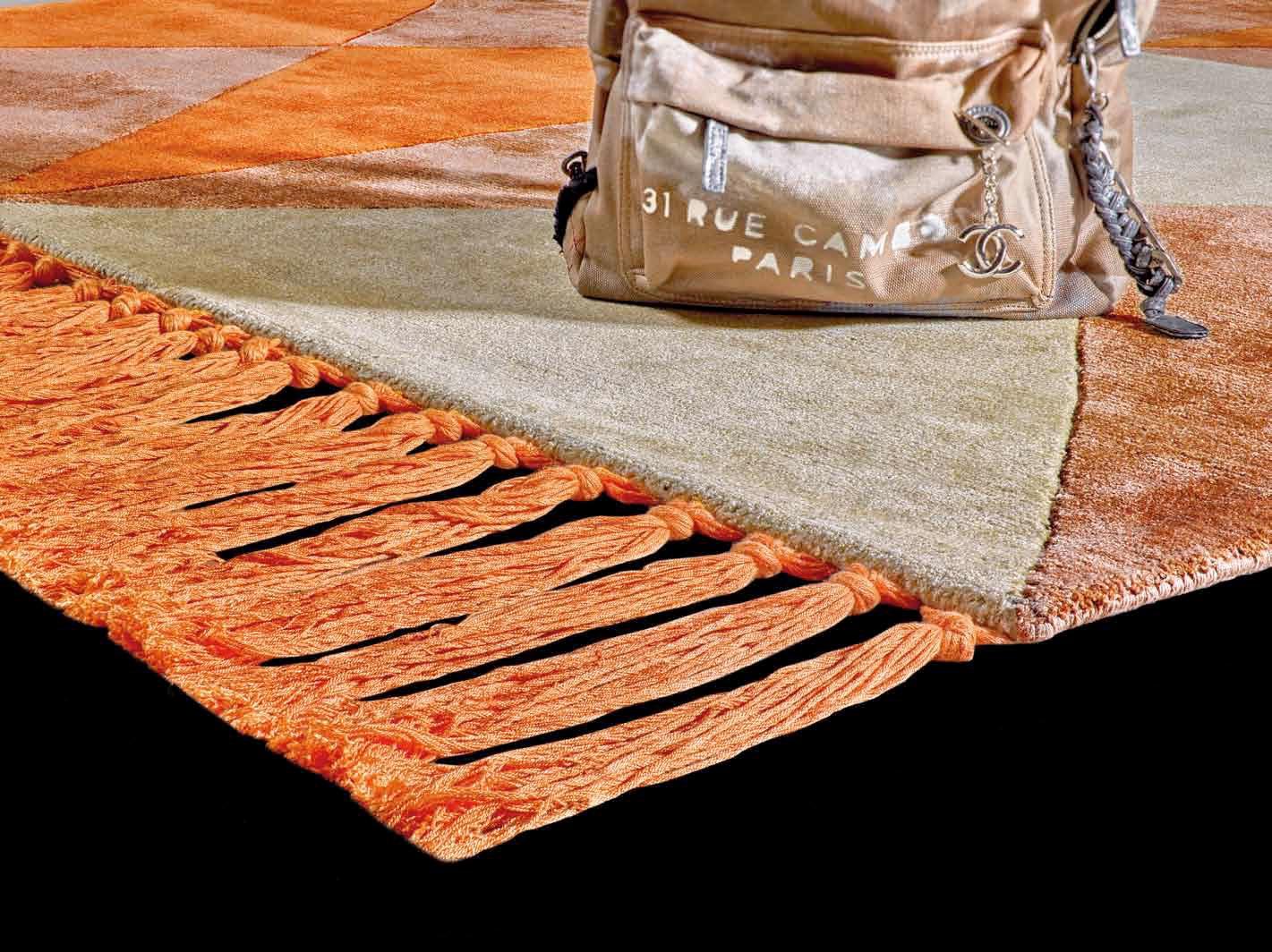 Papillon tappeto contemporaneo - Italy Dream Design