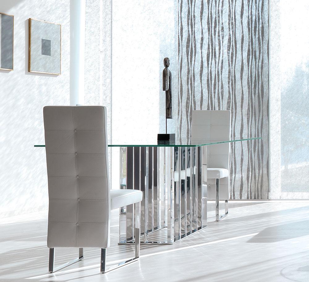 Table Rectangulaire Salle A Manger Vente En Ligne Italy Dream Design
