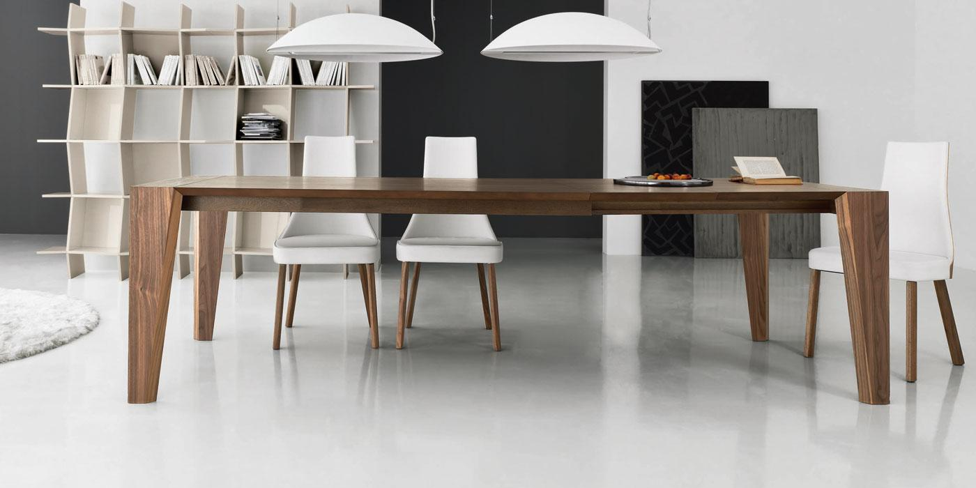 Pulse 175 tavolo allungabile in legno italy dream design for Tavoli on line
