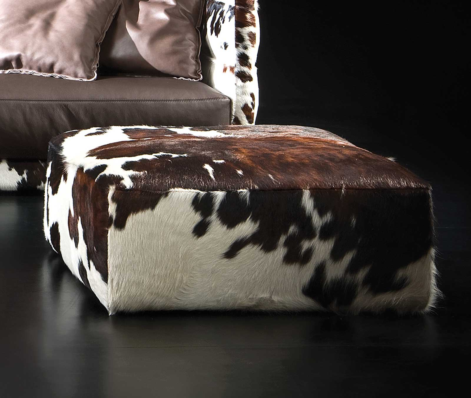 Pouf Pony in diverse dimensioni | Shop Online - Italy Dream Design