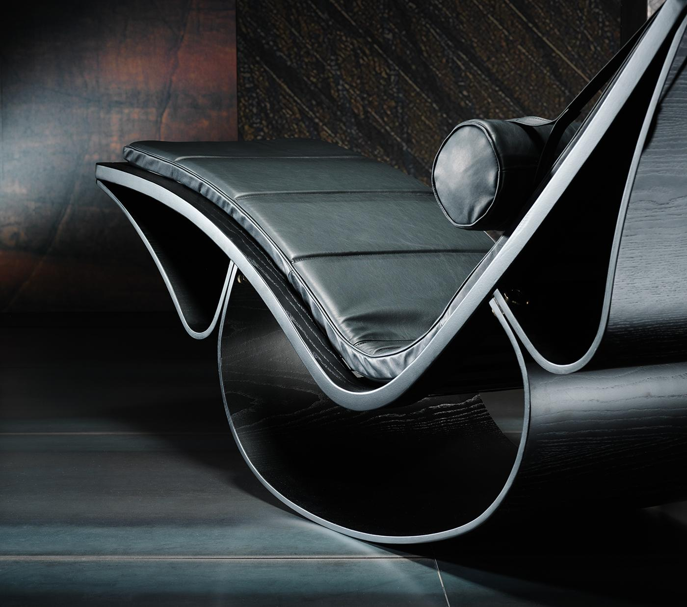 Chaise Longue Grey Green Leather Living Room Modern Prices Quote Relax Xl  Xxl Furniture Stores Design