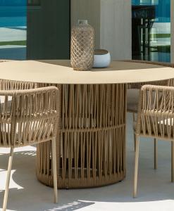 Reef tavolo rotondo da esterno