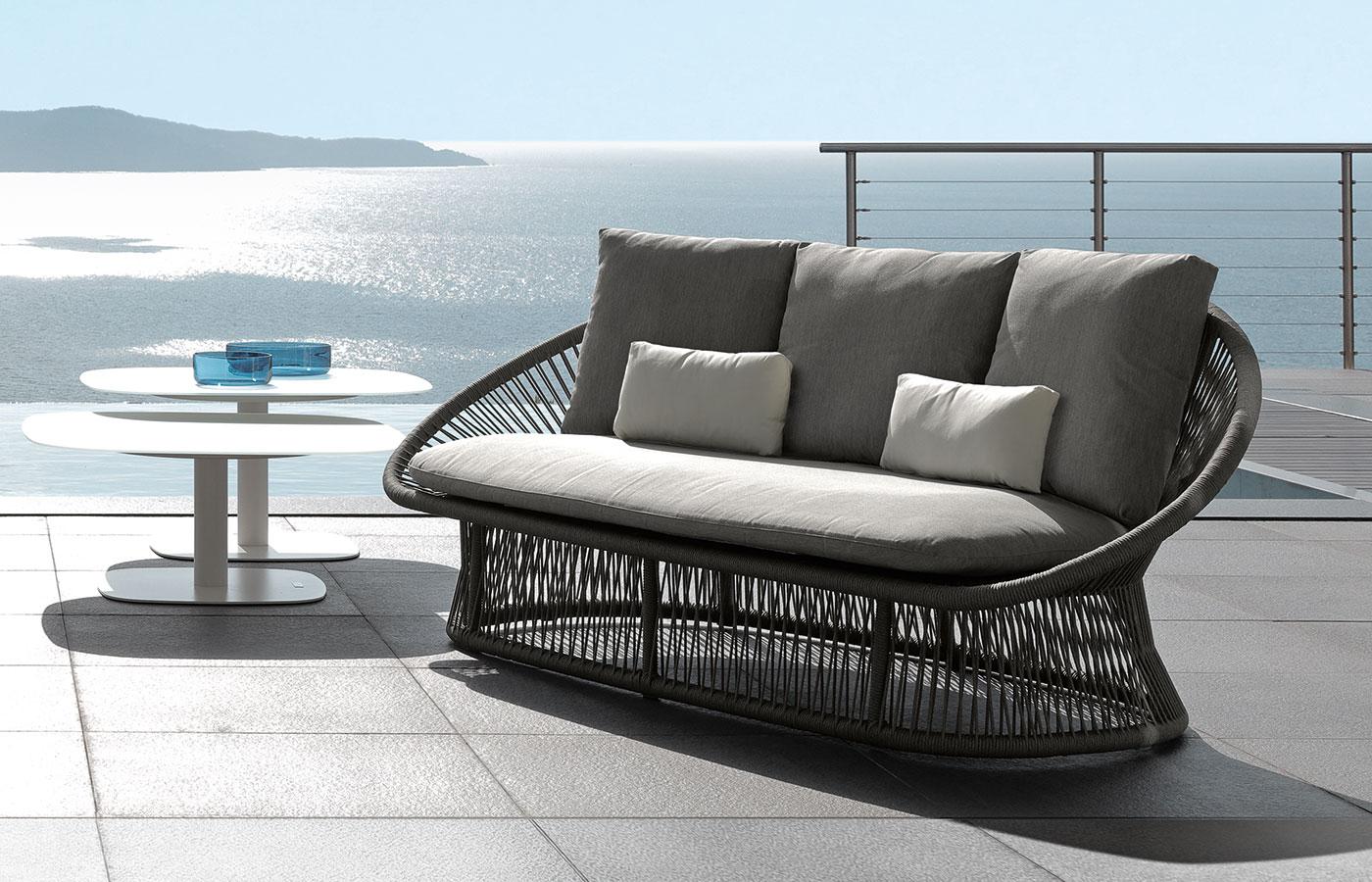 Rope divano da giardino italy dream design - Divano da giardino ...