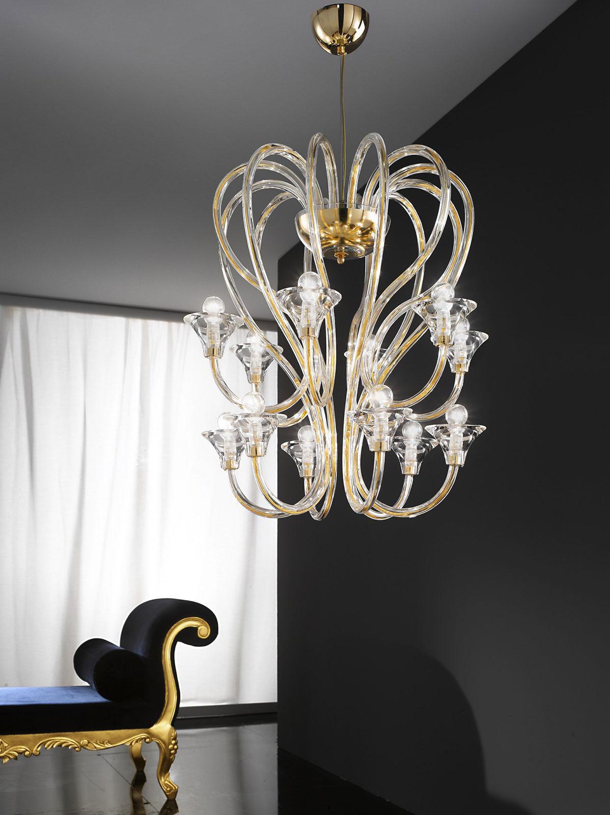Luminaire Et Suspension En Verre Vente En Ligne Italy Dream Design