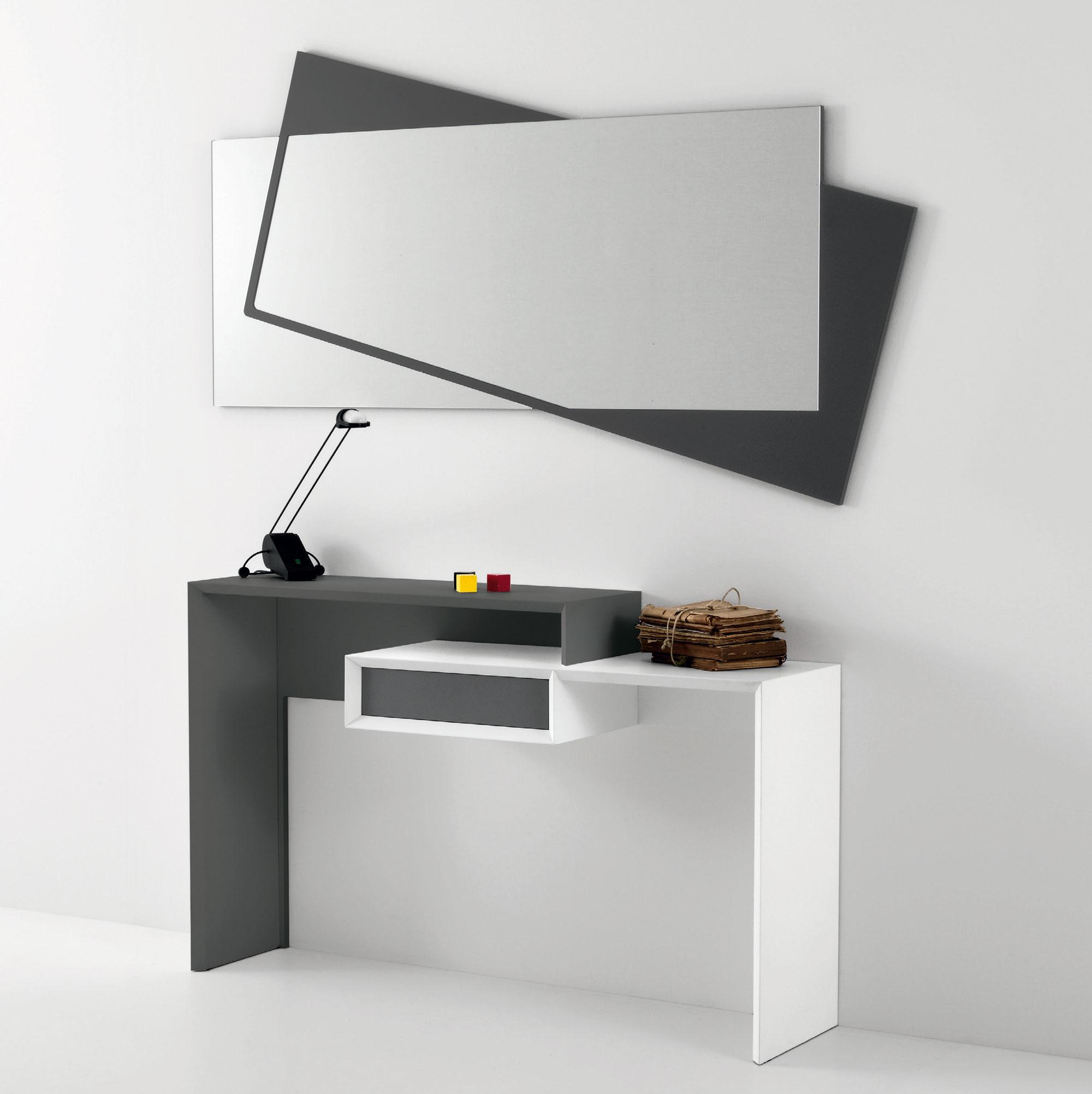 print bicouloured modern design sideboard shop online italy