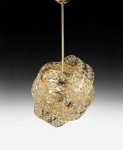 sospensione vetro di Murano lampadario contemporaneo Murano acquisto online design vetro soffiato cristalli