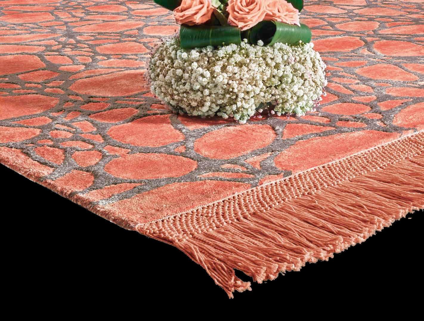 Simple tapis de sol beige gris gomtrique grande taille lavable multicolore original sur mesure Tapis gris grande taille